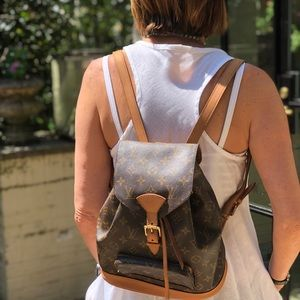 Louis Vuitton backpack PM